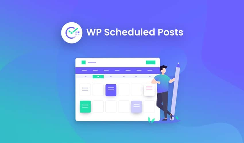 WP Scheduled Posts
